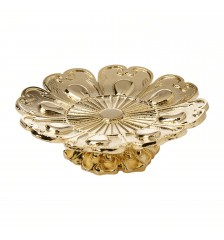 Lotus Incense Plate 莲花香盘