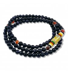Goldstone Prayer Beads