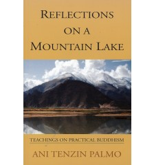 Reflections on a Mountain Lake