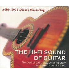 The Hi-Fi Sound of Guitar